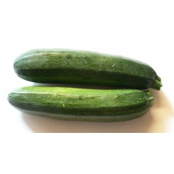 * Courgettes
