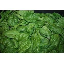 * Epinards en feuilles , 5€...